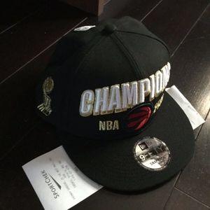 Raptors 2019 Championship Hat